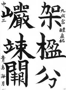 NAGANO25THGAKUSI G4 3 aoshima